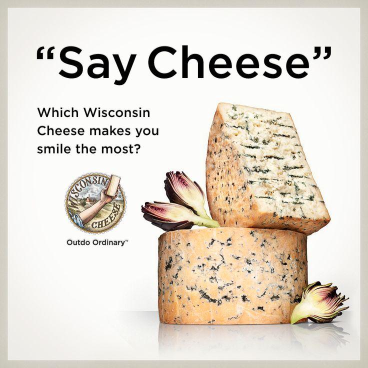 Mmm Wisconsin blue cheese!