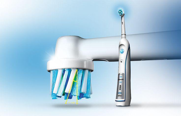 Nowy rodzaj końcówek Oral B CrossAction!  http://spadental.pl/szczoteczka-elektryczna-oral-pro-6000-smartseries-crossaction-910