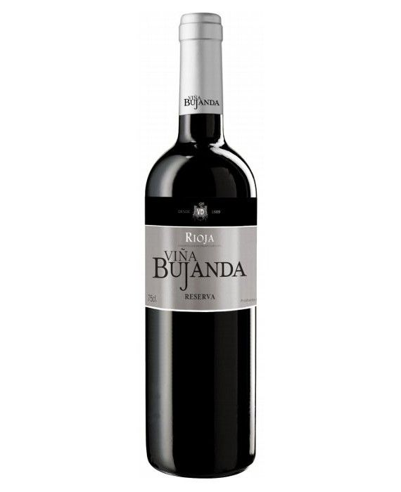 Viña Bujanda Reserva en BodegaExperience.com - Tienda Online de Vino Rioja