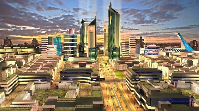 V Africe postaví technologické město budoucnosti. U Nairobi vznikne africké Silicon Valley