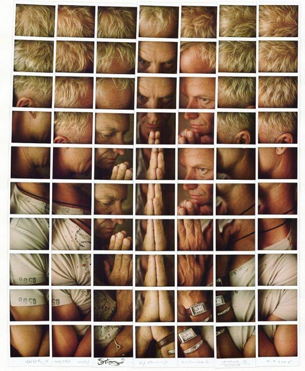 Maurizio Galimberti's Celebrities Polaroid Portraits | Trendland: Fashion Blog & Trend Magazine