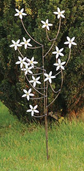 Gartenstecker-Blumenset ´Jasmin´, 3-teilig Jetzt bestellen unter: https://moebel.ladendirekt.de/garten/gartenmoebel/gartenmoebel-set/?uid=0828bda7-0b17-5d58-9368-fa2557157b61&utm_source=pinterest&utm_medium=pin&utm_campaign=boards #gartenaccessoires #garten #gartenmoebel #gartenmoebelset Bild Quelle: www.arsmundi.de