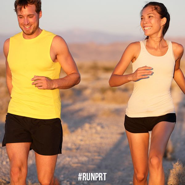 """Take the """"talk test"""" - you should be able to easily converse or you are on track for burnout. #TrainSmart #Running"""