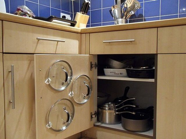 12 Ways to Deal With the Most Annoying Kitchen Storage Problems  - HouseBeautiful.com: