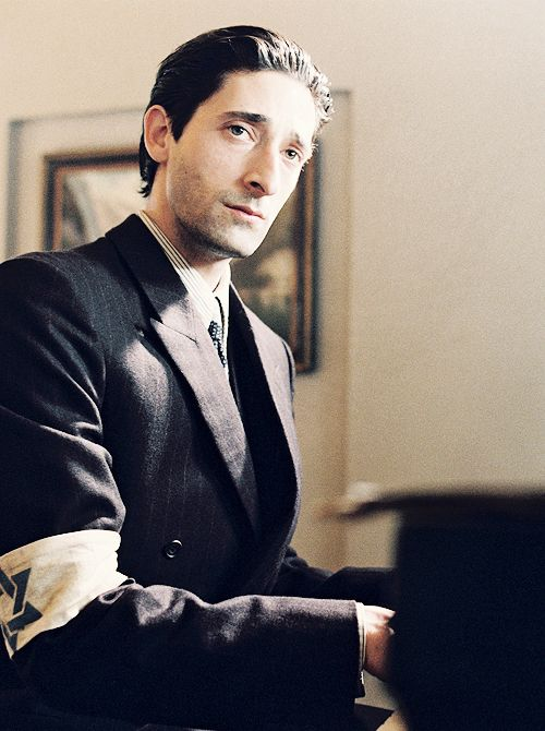 17 Best images about A... Adrien Brody Pianist