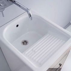 Vasca Lavatoio In Ceramica.Lavatoio In Ceramica Gange 40x60 Lavanderia Nel 2019 Ceramica