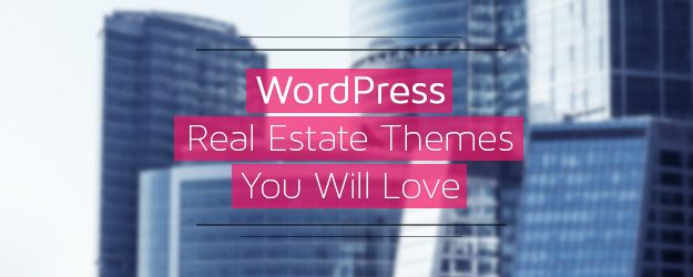 15 Best Real Estate, Property Listing WordPress Themes