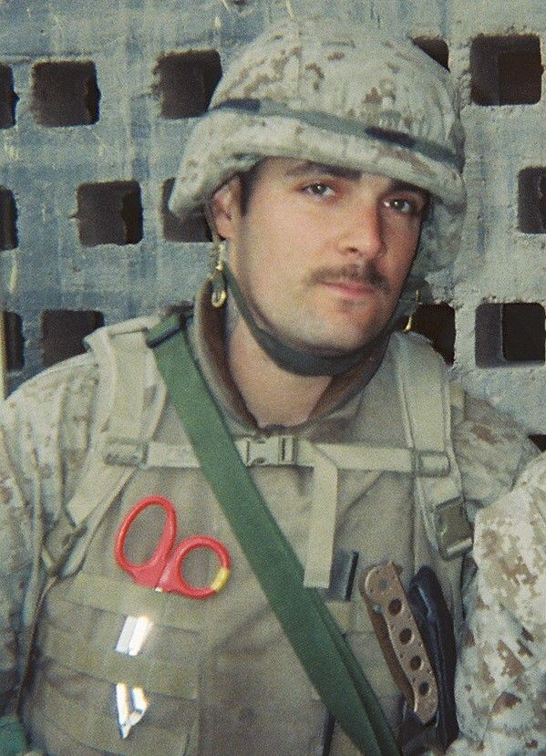 Hospital Corpsman 3rd Class John D. House, 28, of Ventura, Calif., died Jan. 26, 2005, in the helicopter crash near Ar Rutbah, Iraq. Doc House was permanently assigned to Naval Medical Clinic Hawaii, Marine Corps Units Detachment, Pearl Harbor.