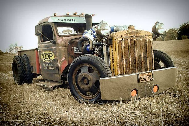 Truk Rat Rod                                                                                                                                                     More