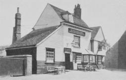 Corringham. (2). Bull Inn; 15th-century; main block, 17th-century.