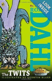 The Twits: Roald Dahl, Quentin Blake: 9780142410394: Amazon.com: Books