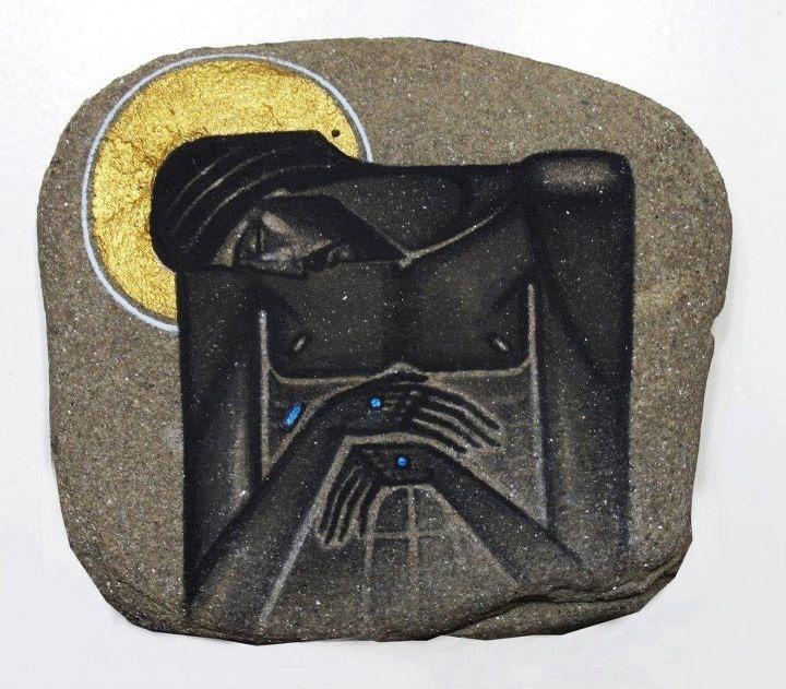 Радкевич Сергій. Графіка. Гріб Господній (Tomb of the Lord by Radkevych Sergey) ☩