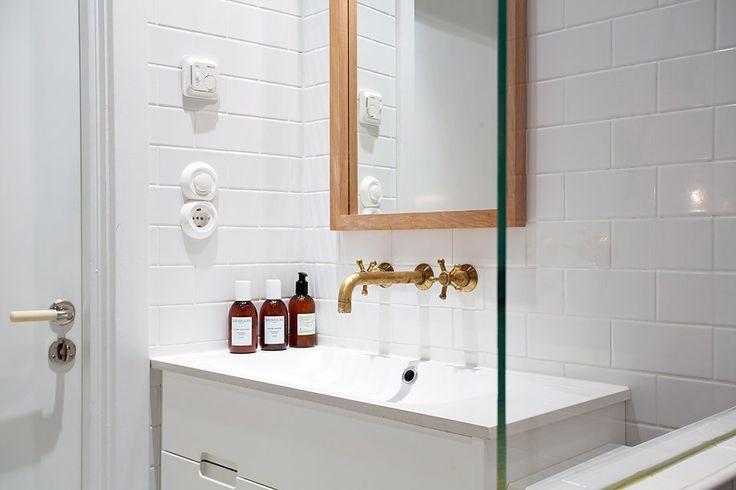 Как обустроить небольшую квартиру: пример из Стокгольма