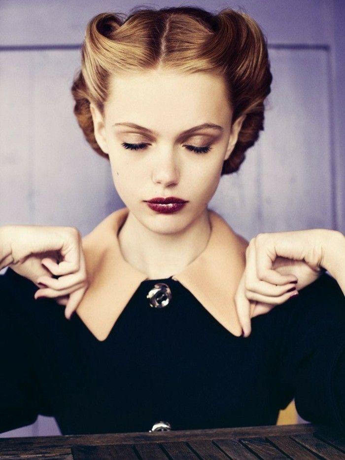 140 rockabilly frisuren: von den 50er inspiriert