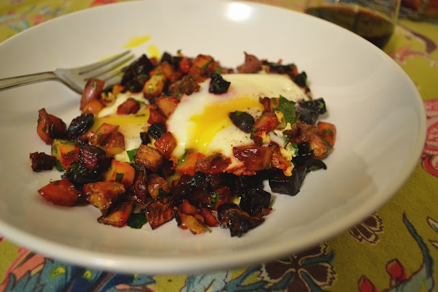 Red Flannel Hash | nosh | Pinterest