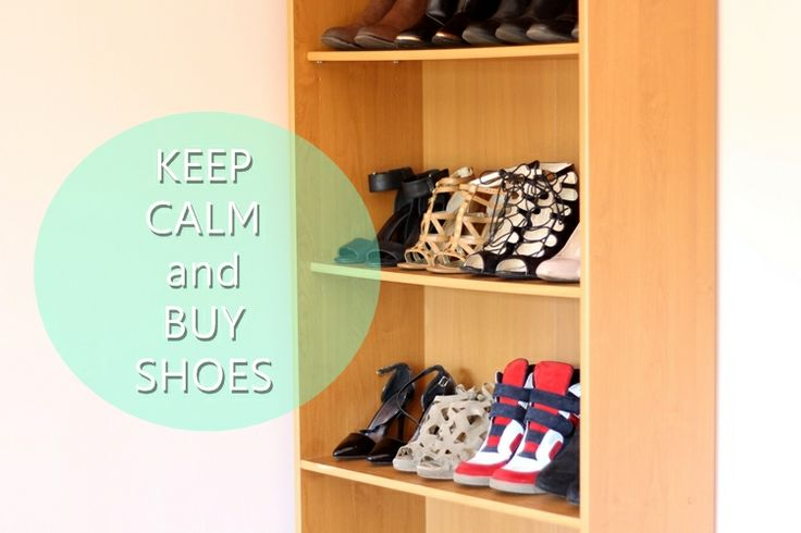 shoes, buty, Keep calm and buy shoes