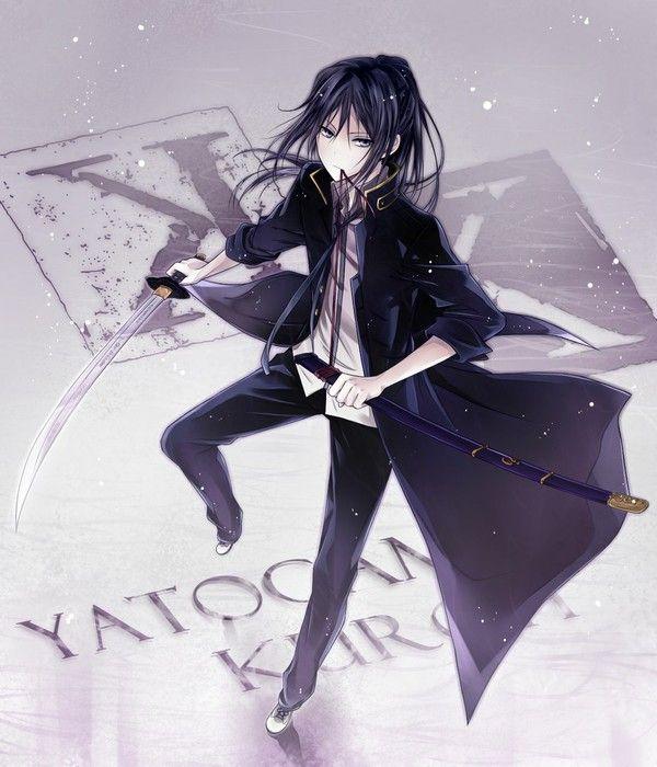 Yatogami Kuroh | K-Project #anime