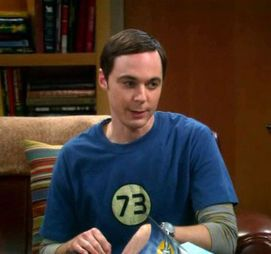 "73 is Sheldon's favorite number, 1973 is the year actor Jim Parsons was born AND Sheldon expresses his love for his beloved digits in the sitcom's 73rd episode, gushing: ""73 is the 21st prime number. Its mirror, 37, is the 12th and its mirror, 21, is the product of multiplying 7 and 3... and in binary 73 is a palindrome, 1001001, which backwards is 1001001."""