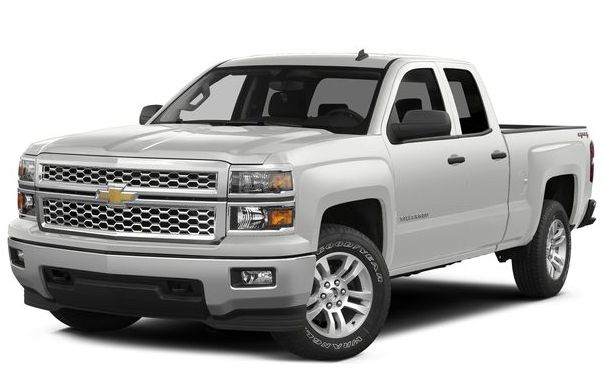 Drive away in your dream truck with one of our new #Chevy tricks for sale near #Kawkawlin MI.