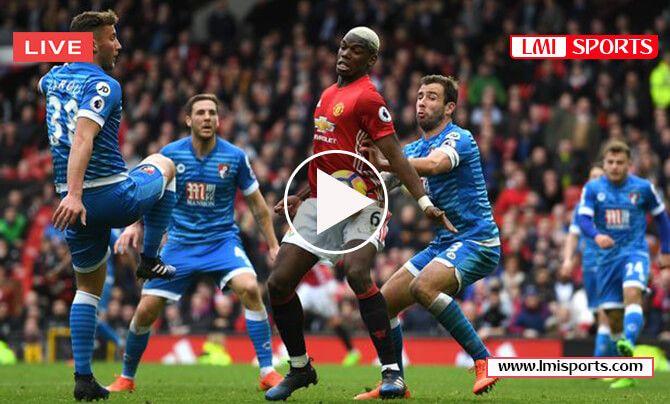 Man Utd Vs Bournemouth Reddit Soccer Streams Free 30 Dec 2018 Premier League Live Streaming Free On Lmisp English Premier League Sporting Live Premier League