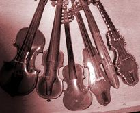 Unusual Fiddles For Sale