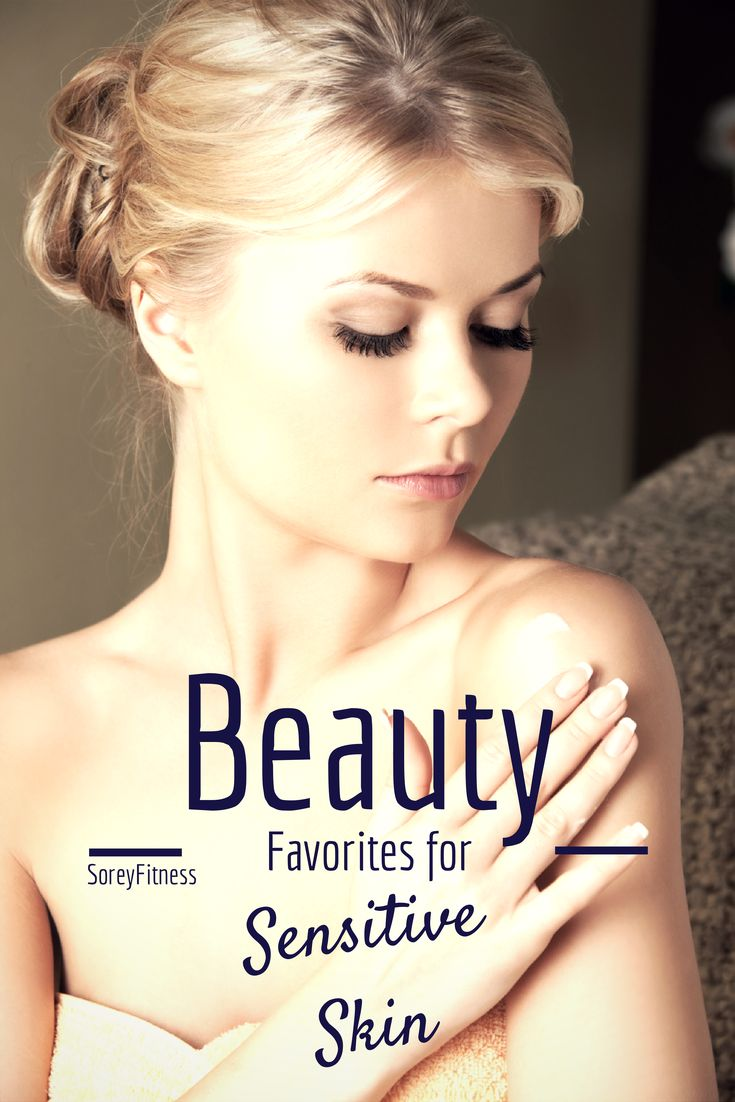 Look flawless! The best makeup, skincare, and hair care for women with sensitive skin -http://soreyfitness.com/tips/perioral-dermatitis-safe-products/
