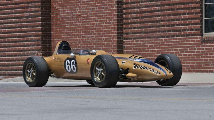 1968 Shelby Turbine Indy Car - 1