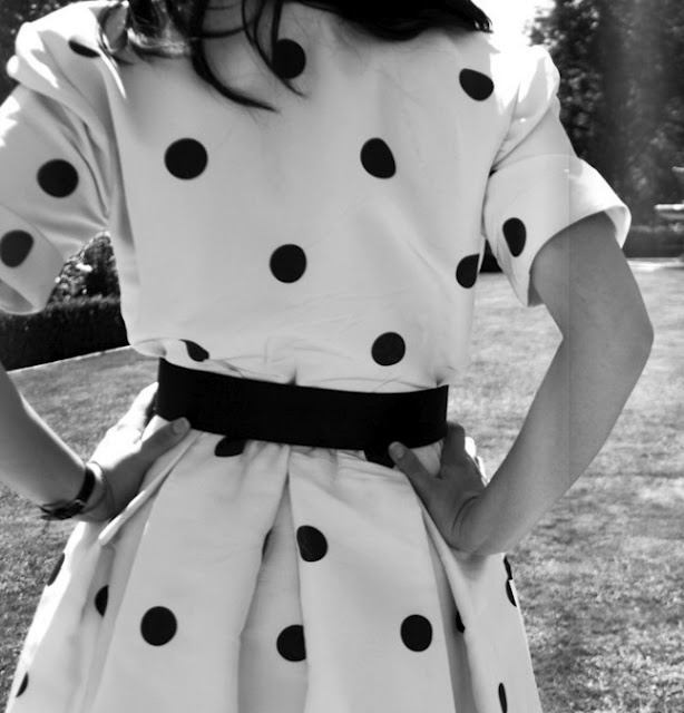 .: Dots Beautiful, Feelings Dotty, Polka Dots Dresses, Fashion Dresses, Darling Dots, Dotty Dresses, Dresses F, Dots Dots, Pretty Stuff