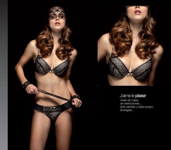 Nuevo post mas regalo de #ChicFrance colección moda #ropainterior primavera verano 2013 2014 - Estila Estilo
