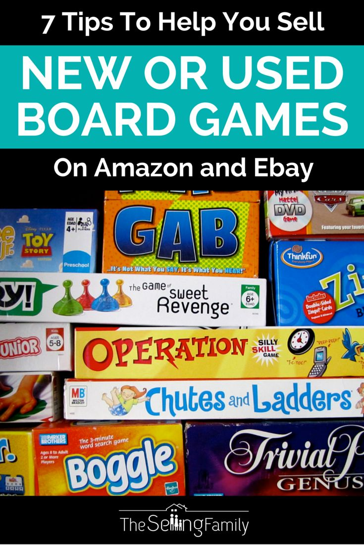 How To Sell Board Games 7 Profit Boosting Tips Things