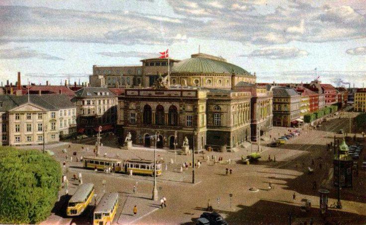Kongens Nytorv 1955