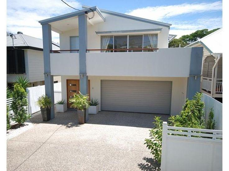 Photo of a concrete house exterior from real Australian home - House Facade photo 1244626