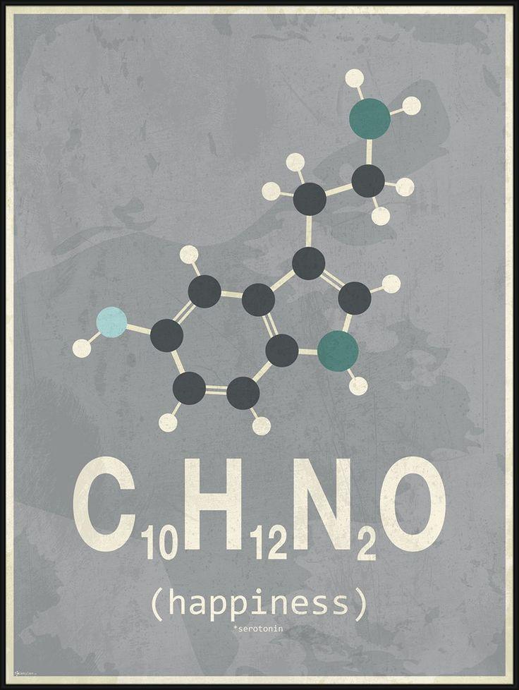 Molekyle Glæde grøn/grå 50x70