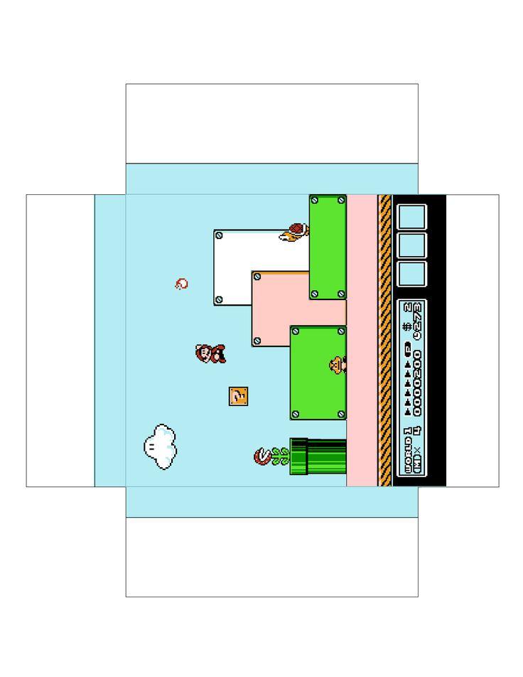 Mario 3 Ribba IKEA Dave Delisle