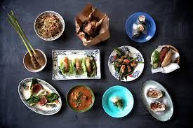 LêLê Vietnamese Restaurant. Great food to crave for. Brilliant staff, nice interior. Favorite spot.