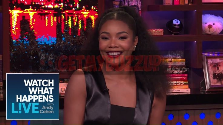 New post on Getmybuzzup- Gabrielle Union On 'Being Mary Jane' Finale, Lebron James party on WWHL [Interview]- http://getmybuzzup.com/?p=825344- Please Share