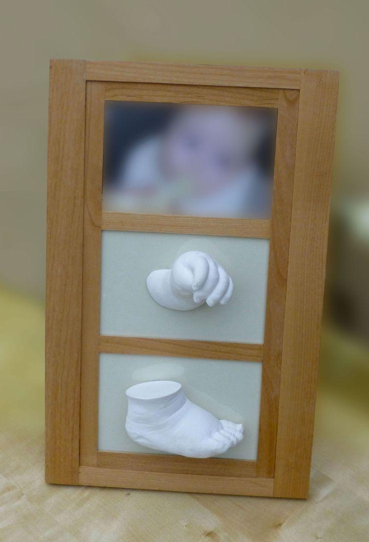 1000 ideas about cadre empreinte b b on pinterest. Black Bedroom Furniture Sets. Home Design Ideas