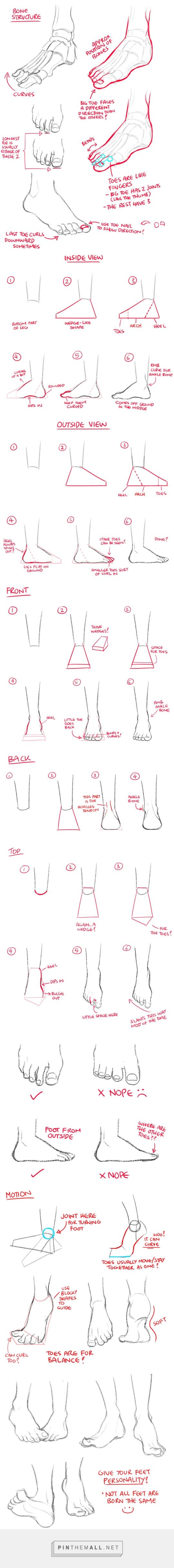feet... - a grouped images picture - Pin Them All