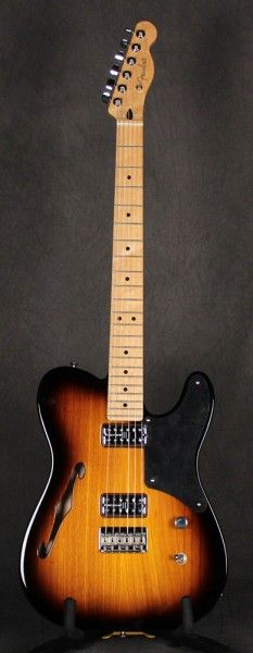 Full Front 2ts Cabronita Telecaster Thinline