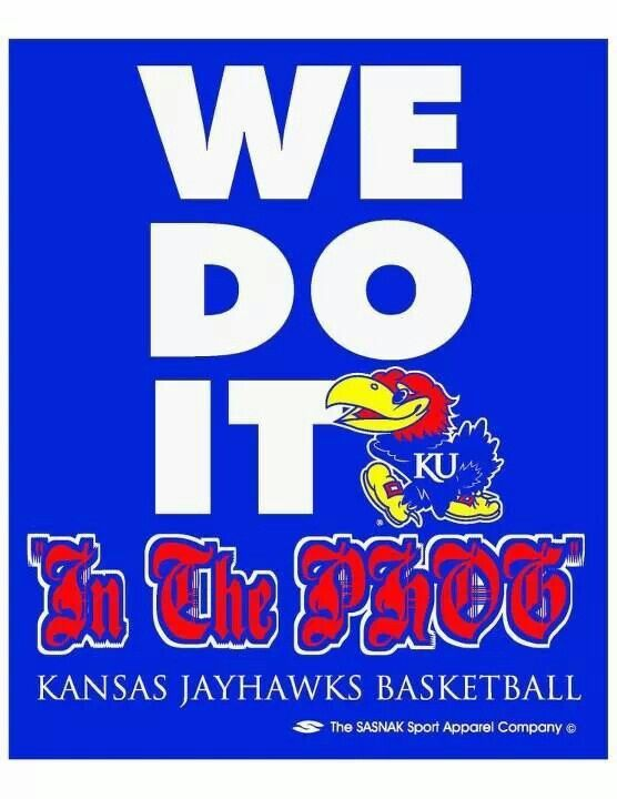 We Do It in the Phog