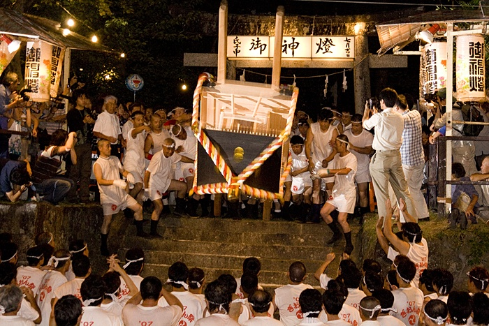 Miyada gion festival 宮田祇園祭  あばれ神輿