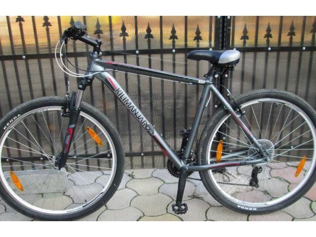 Vand bicicleta Kilimanjaro, in garantie Oradea - Anunturi gratuite - anunturili.ro