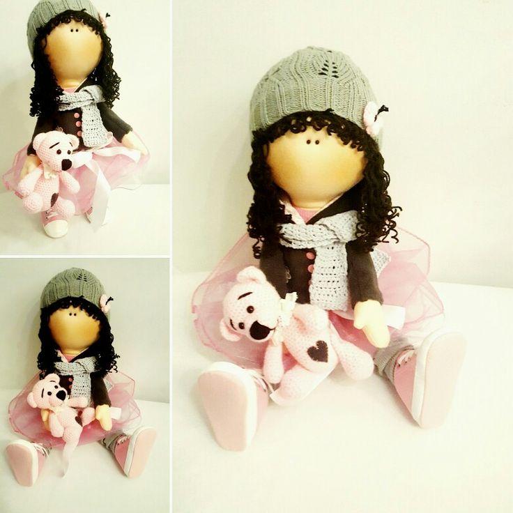 Elenka ❤ My handmade doll