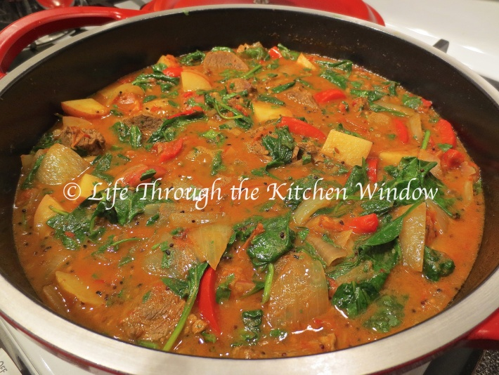 Beef Curry with Potatoes | © Life Through the Kitchen Window