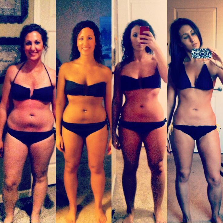This is a CrossFit transformation body that I hope to have ...