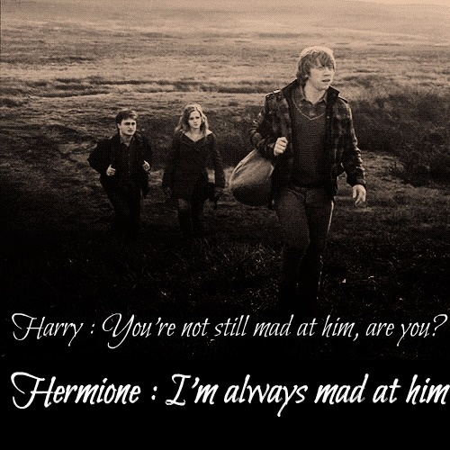 17 Best Images About Ron And Hermione On Pinterest