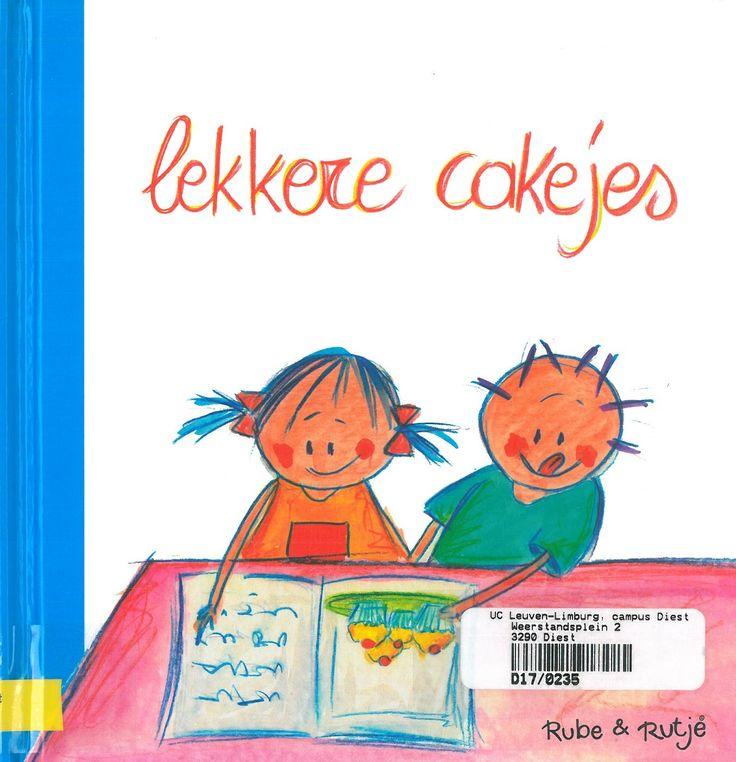 Lekkere cakejes (s.d.). Griet Bertels en Harry Tilley