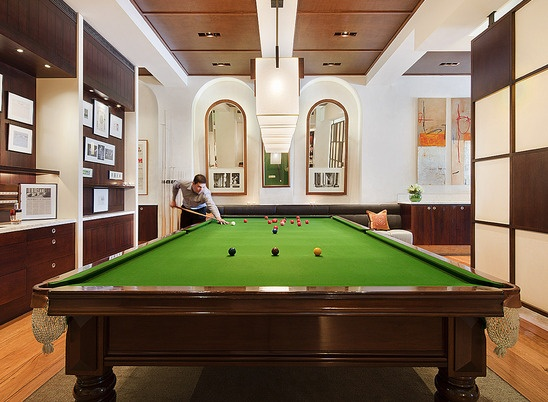 The Billiards Room, a unique feature of Hotel Lindrum