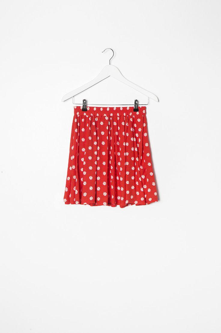Tally WEIJL Daisy skirt