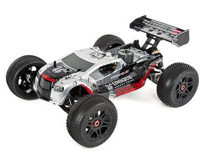﹩623.17. RC Trucks Gas Powered Cars Nitro Fuel Kyosho Inferno Carros A Control Remote    Grade, Scale - 1:8, Fuel Type - Nitro  Glow Fuel